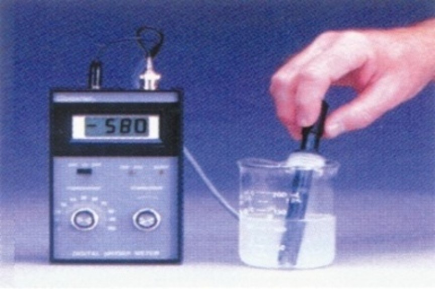 MH with ORP Meter